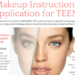 Teen Makeup Session