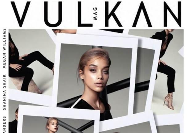 Magazine VULCAN Cover Jasmine Sanders-f1