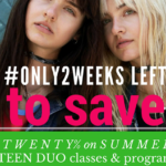 Save 20% – TEEN DUOS