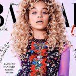 Jasmine – Harper's Bazaar Mexico Cover