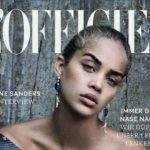 JASMINE COVER of L'OFFICIEL Switzerland